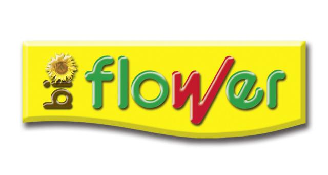 logo bioflower brillo