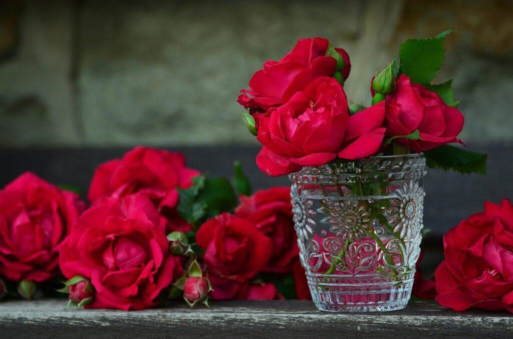 Significado del numero de rosas